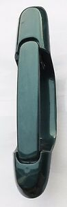 FOR 98-03 TOYOTA SIENNA OUTER SLIDING DOOR HANDLE 6P2 SUPER CLASSIC GREEN PEARL