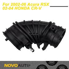 Front Air Intake Hose Cleaner Tube For 02-06 Acura RSX 02-04 HONDA CR-V HS0014