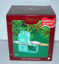 1993 CARLTON CARDS EASY BAKE OVEN ORNAMENT #CXOR-101J BRAND NEW FACTORY SEALED