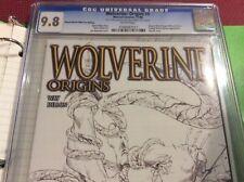 Wolverine Origins 6.  2006 Wizard World Texas Variant CGC 9.8