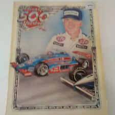 Indianapolis 500 Yearbook 10th Anniversary Collectors Edition 1982