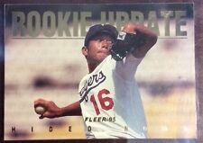 1995 Fleer #7 Hideo Nomo Rookie Update Hard Plastic Case ShopTradingCards.com
