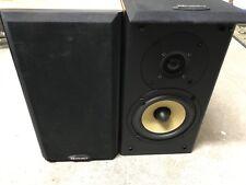 DB Dynamics Titan book shelf speakers pickup 4127