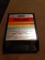 Trick Shot by Imagic for Atari 2600 ▪︎CARTRIDGE ONLY ▪︎FREE SHIPPING ▪︎