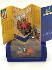 Collection En Voiture Tintin - N7 boîte + certificat / Editions Atlas