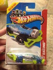 HOT WHEELS~2013~CARBONATOR~TREASURE HUNT CAR~NEW ON CARD
