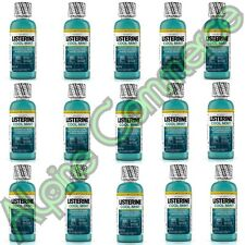 *15-Pack* Listerine Cool Mint Antiseptic Mouth Wash Travel Size 3.2 Oz. Bottles