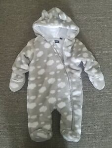 Blue Seven Overall Baby Wolken 62 Winteroverall Herbstoverall Homecomming