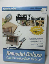 Adams Power Estimator: Remodel Deluxe - ALB505SW