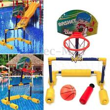 2in1 Swimming Pool Football Basketball Kids Toys Outdoor Dual-Purpose Water Game