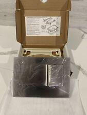 KOHLER K-8857-BN Veil Flush Actuator Plate, Brushed Nickel