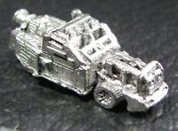 Hasbro Monopoly GI Joe Collector thunder machine metal token pewter replacement