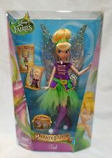 "*NEW* Disney Fairies Tink 9"" Deluxe Fashion Doll Posable Rare"
