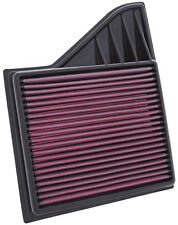 K&N HIGH FLOW AIR FILTER FOR FORD MUSTANG 3.7 V6 5.0 V8 GT 11-14 33-2431