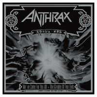 ANTHRAX - WE'VE COME FOR YOU ALL/THE GREATER OF TWO EVILS 2 CD THRASH METAL NEU