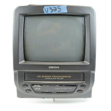 """Orion 13"""" Color TV VCR Combo Retro Gaming TVCR0950A Video if it Working NO Remot"""