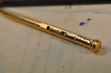 """Wahl Eversharp"" l.lmm  Vintage Canadian Gold Filled Mechanical Pencil  c.1921's"
