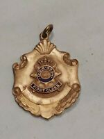 ➡➡Dominion of Canada DCRA First Class Silver BIRKS Medal 1928 WW1 WW2 Interwar