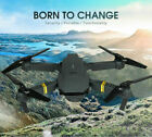 Drone X Pro WIFI FPV 1080P 4K HD Wide Angle Camera Foldable Selfie RC Quadcopter