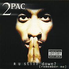 CD de musique rap west coast 2pac