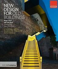 New Design for Old Buildings by Boyd, Iain, Hunt, Roger, NEW Book, FREE & FAST D