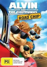 The Alvin And The Chipmunks - Road Chip (Dvd) Animation, Adventure, Comedy