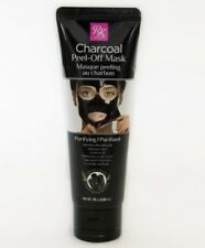 RK BY KISS CHARCOAL PEEL - OFF MASK REMOVES BLACKHEADS CONTROL OIL 2.65 OZ