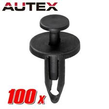 100pcs for Chrysler GM Push Type Hood Coolant Recovery Retainer Fastener Pin