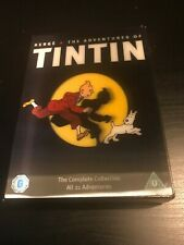 The Adventures Of Tintin - The Complete Collection (DVD, 2011, 5-Disc Set)