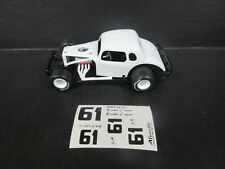 #61 Richie Evans  Modified 1/25th scale Die-Cast donor kit