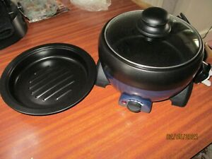 ELECTRIC SLOW COOKER/ STEW POT- CASSOROLE BRAND NEW