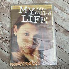 My So Called Life ~ Volume Two Dvd Claire Danes Jared Leto Sealed New Unopened