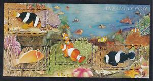 Thailand 2006 MNH SS Anemonefish