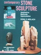 Contemporary Stone Sculpture by Meilach, Dona Z
