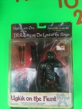 Lord of the Rings Action Figure Ugluk on the Hunt Toy Vault Middle Earth