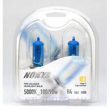 Nokya 9003 Cosmic White Car Head Lamp / Fog Light Bulb 5000K