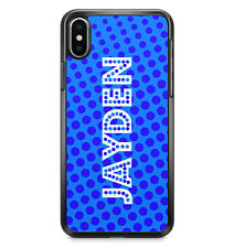 Personalised Phone Case Cover With YOUR Custom NAME- iPhone / Samsung - Male