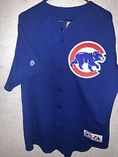 Majestic Chicago Cubs Alfonso Soriano Jersey L