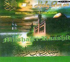 Complete Quran Recitation with English Translation 46 CD's by Mishary Bin Rashid
