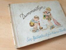 Dummerchen - Sehr altes Bilderbuch