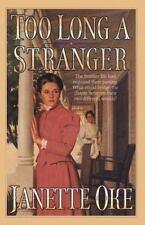 Women of the West: Too Long a Stranger Bk. 9 by Janette Oke (1994, Paperback)