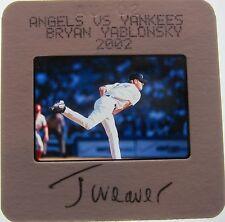 Jeff Weaver Tigers Dodgers Angels Cardinals New York Yankees Original Slide 8
