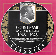COUNT BASIE - Count Basie & His Orchestra: Chronological Classics Sealed & Gift