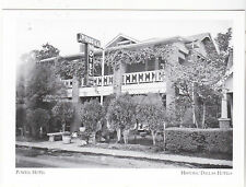 "*Postcard-""Powell Hotel"" (Joe Louis*Duke E*Louis A)*Historic Dallas Hotels (#98)"