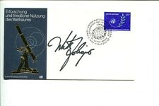 Mike Foligno Buffalo Sabres Detroit Red Wings Toronto Maple Signed Autograph FDC