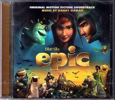 EPIC Danny Elfman OST Blue Sky Animation Soundtrack Verborgenes Königreich CD