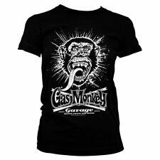 Officially Licensed Gas Monkey Garage Explosion Women's T-Shirt S-XXL Sizes