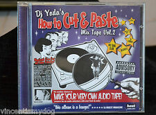 DJ Yoda 's How to Cut and Paste Volume 2 (CD 2002)
