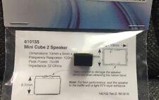 Soundtraxx 810155   Mini Cube2  32 Ohm Speaker & baffle   MODELRRSUPPLY $5 offer