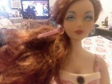 Gene Doll Red Head With Outfit original top and shorts. Very good condition.
